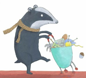 badger & basket