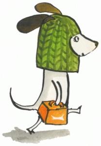balaclava dog