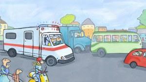 QED Ambulance 3