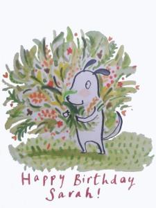 inky birthday