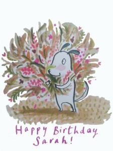 pinky birthday