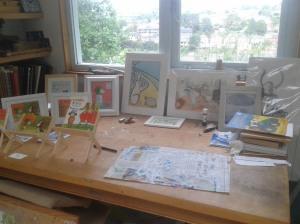 studio sale desk