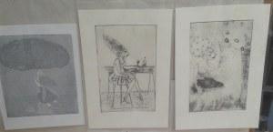 studio sale etchings