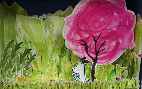 Pink Tree Box 1